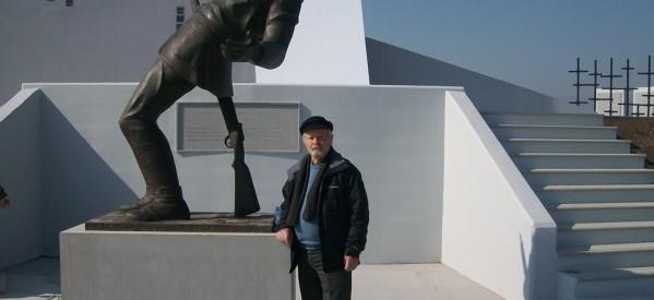 Ο γλύπτης Γρ. Ριζόπουλος για το μνημείο – φόρο τιμής στους πεσόντες