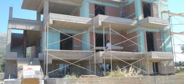 Κάποτε είχαμε κατασκευαστικό τομέα στα Τρίκαλα