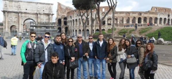 Στη Ρώμη το Λύκειο Οιχαλίας