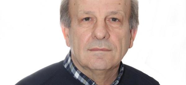 Χρ. Σιμορέλης:Οι θέσεις μας για τη διαχείριση υδάτων