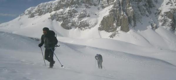 ΣΠΟΡΤ: Χειμερινή ανάβαση στην Τύμφη