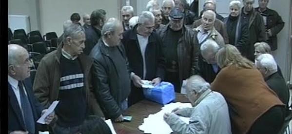 Κάλεσμα συνταξιούχων ΟΑΕΕ για το συλλαλητήριο στην Αθήνα