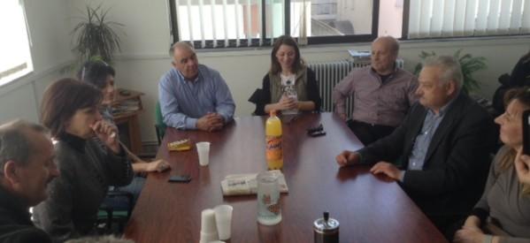 Παραγωγική ανασυγκρότηση της Θεσσαλίας επιδιώκει ο ΣΥΡΙΖΑ