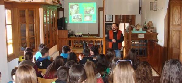 Περιβαλλοντικές δράσεις του 4ου Γυμνασίου Τρικάλων Γ. Σεφέρης