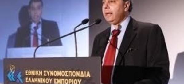 Τώρα που είναι υποψήφιος ευρωβουλευτής έρχεται στα Τρίκαλα ο πρόεδρος της ΕΣΕΕ;