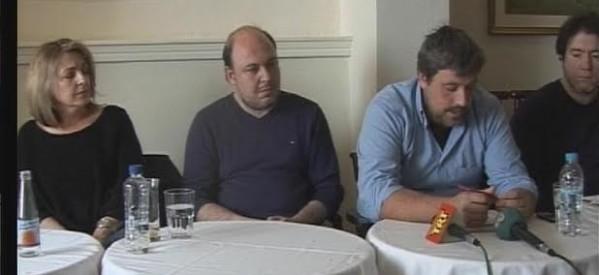 Οι υποψήφιοι της Αριστερής Παρέμβασης στον Ν. Τρικάλων