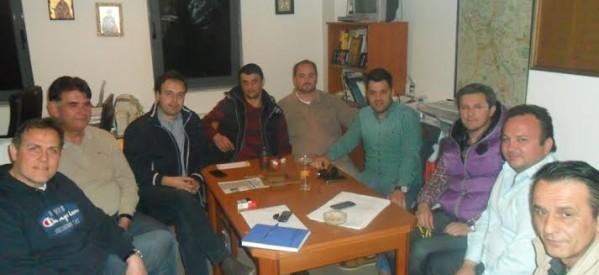 Συνάντηση Παπαστεργίου με τους Αρτοποιούς