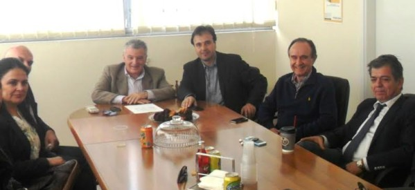 Συνάντηση Δ. Παπαστεργίου με Συνεταιριστική Τράπεζα, για την επανεκκίνηση της τοπικής οικονομίας