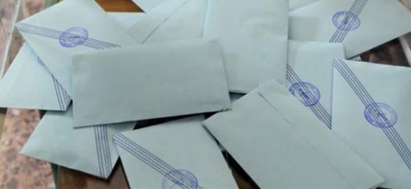 Πόσα εκατομμύρια θα κοστίσουν χαρτί, φάκελοι και παραβάν;