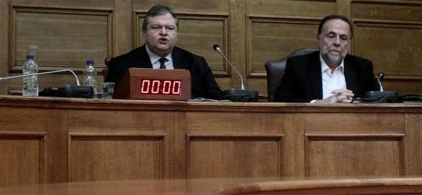 Επεισοδιακή συνεδρίαση της Κ.Ο. του ΠΑΣΟΚ