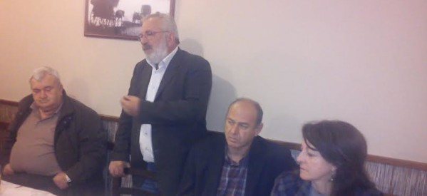 Περιοδεία και ομιλίες Μπούτα σε περιοχές του δήμου Φαρκαδόνας