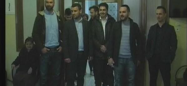 Δράση της ΟΝΝΕΔ Τρικάλων στο Γηροκομείο Μ. Καλύβίων