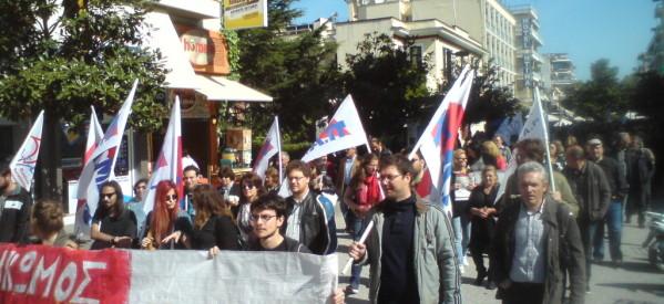 Eτοιμάζεται το ΠΑΜΕ για την απεργία της Πρωτομαγιάς