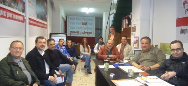 Συστράτευση για την ανατροπή στο Δήμο Τρικκαίων