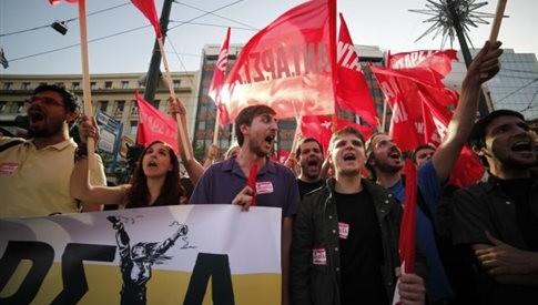Κοινή διακήρυξη υποψηφίων με την ΑΝΤΑΡΣΥΑ στις αυτοδιοικητικές και στις Ευρωεκλογές