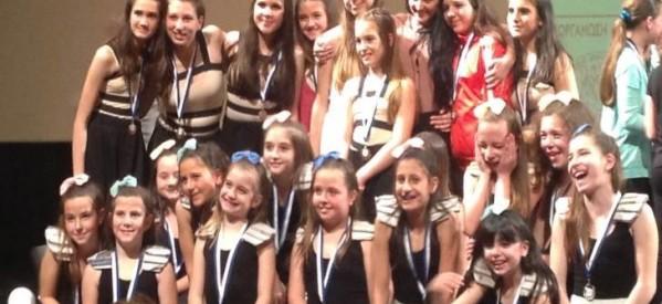 Πανελλήνια βραβεία για τη σχολή χορού Dancespace