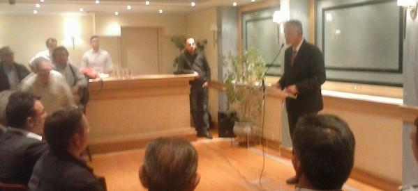 Νέα μηνύματα νίκης για τον Κ. Κουφογάζο από τους ετεροδημότες της Αθήνας