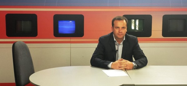 Στο «ΑΧΕΛΩΟΣ TV» ο υποψήφιος ευρωβουλευτής της Ν.Δ. Θανάσης Λιούτας