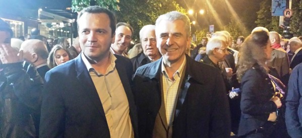 Στα Ιωάννινα ο υποψήφιος ευρωβουλευτής της Ν.Δ. Θανάσης Λιούτας