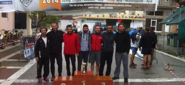 Αθλητές του ΟΠΟΠ σε Κίσσαβο και Σπέτσες