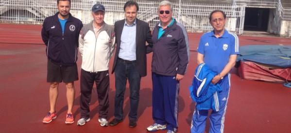 Η «Επανεκκίνηση» των αθλητικών χώρων του Δήμου αποτελεί προτεραιότητα για τον συνδυασμό του Δημήτρη Παπαστεργίου