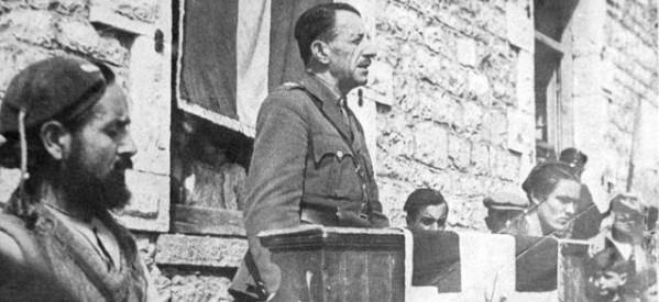Πενήντα επτά χρόνια από τον θάνατο του στρατηγού Στέφανου Σαράφη