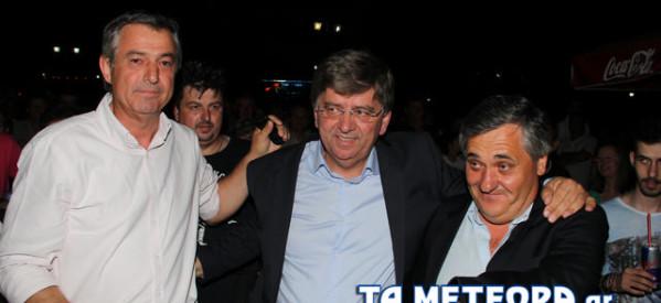 Ο Χρήστος Σινάνης νέος Δήμαρχος Καλαμπάκας
