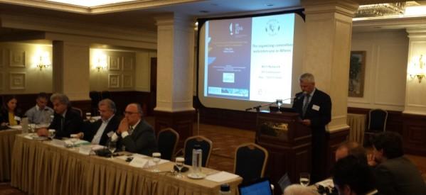 Ο Μιχάλης Ταμήλος στην πανευρωπαϊκή διάσκεψη για την οδικη ασφαλεια