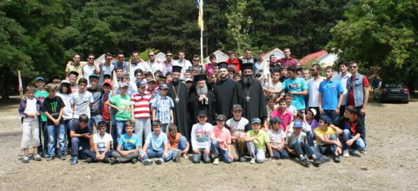 50 χρόνια Μαθητικές κατασκηνώσεις Ιεράς μητροπόλεως Τρίκκης και σταγών