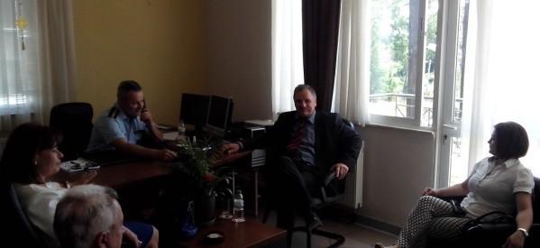 Επίσκεψη Βλαχογιάννη στην Καρδίτσα