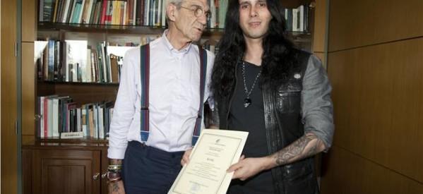 Ο Θεσσαλονικός κιθαρίστας του Ozzy