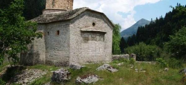 Εκλεψαν καμπάνα από εκκλησία στην Ανθούσα!