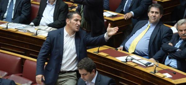 Π. Δήμας: Είμαι στη Βουλή για να μη φοβάται κανένας Ελληνας