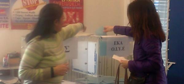 Προκήρυξη για τις εκλογές του σωματείου Ιδιωτικών Υπαλλήλων
