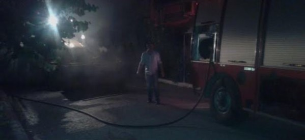 Αναστάτωση από πυρκαγιά στα Μ. Καλύβια
