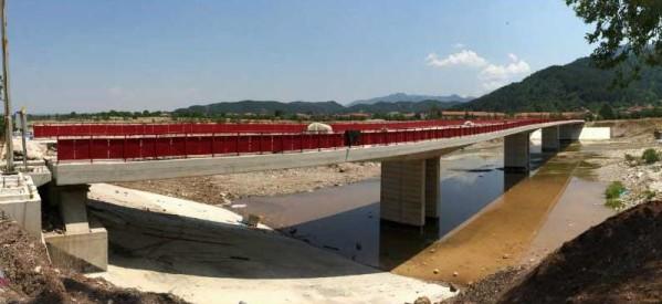 Αλλαγές στην κυκλοφορία στην Πύλη, λόγω νέας γέφυρας
