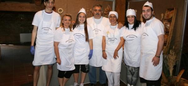 Συνεχίζονται οι εκδηλώσεις των τρικαλινών αρτοποιών