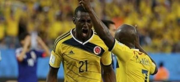 Η Κολομβία νίκησε και για την Ελλάδα