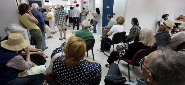 Ηράκλειο: Ξεψύχησε περιμένοντας στην ουρά του ΙΚΑ…