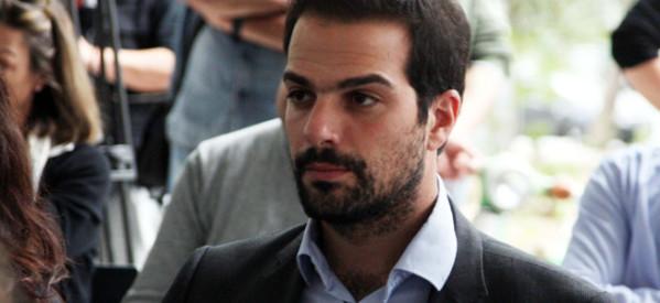 Ο Γαβριήλ Σακελλαρίδης καταγγέλλει πολιτικούς εκβιασμούς πίσω από υποτιθέμενο «ροζ» βίντεο