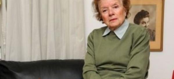 Πέθανε η ηθοποιός Δήμητρα Σερεμέτη