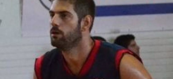 Θρήνος για τον ξαφνικό χαμό του μπασκετμπολίστα Στέργιου Παπαδόπουλου