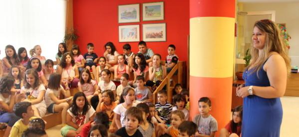 Μαθαίνοντας έννοιες στα παιδιά, βάσει δράσεων της Δημοτικής Βιβλιοθήκης