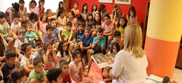 Συνεχίζονται οι θερινές δράσεις στη Δημοτική Βιβλιοθήκη