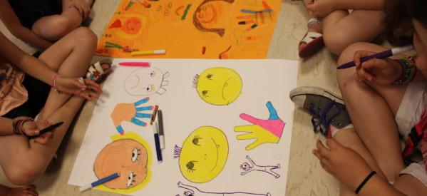 Εκδήλωση ευαισθητοποίησης  των παιδιών για θέματα βίας στη Δημοτική Βιβλιοθήκη Τρικάλων