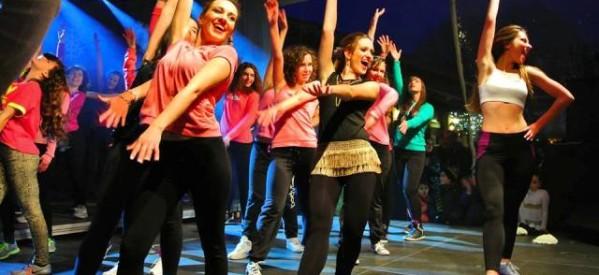 """ALL ABOUT DANCE"": Το απόλυτο μουσικοχορευτικό show από τον ΧΟΤdance!"