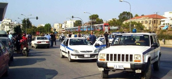 Συνεχίζονται αμείωτοι οι αστυνομικοί έλεγχοι στη Θεσσαλία