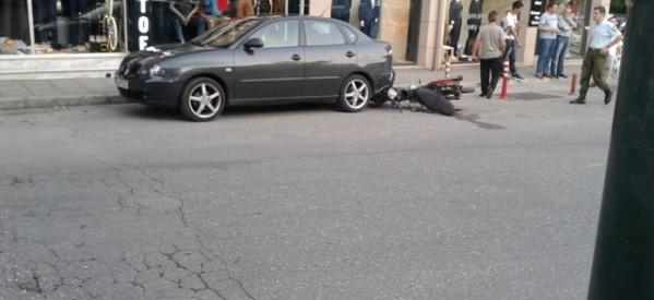 Αλλο ένα επικίνδυνο σημειο στα Τρίκαλα