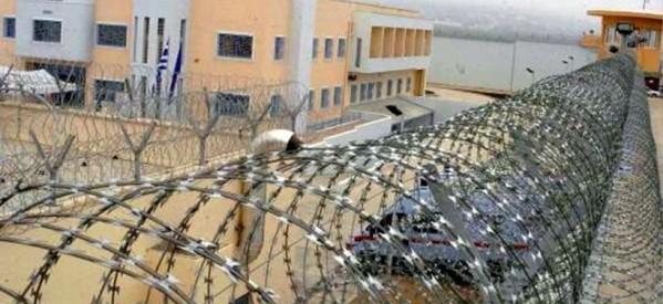 Στάση κρατουμένων στις φυλακές Τρικάλων