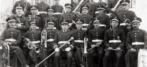 Η πρώτη, ιστορική φωτογραφία της Δημοτικής Φιλαρμονικής Τρικάλων